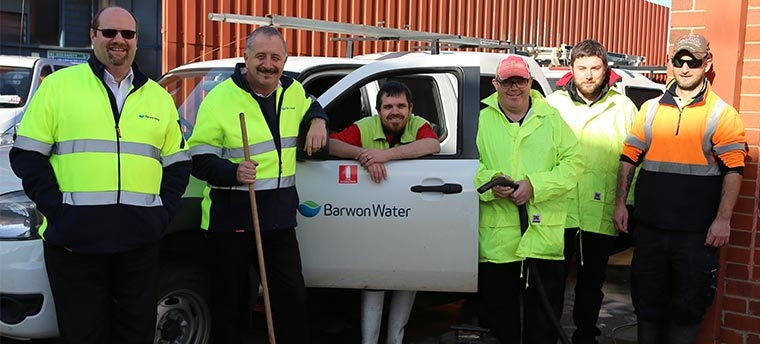 Barwon Water - Doing the GROW Thing